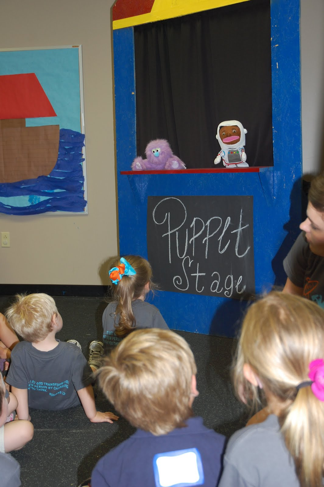 Confessions of a Children's Minister: Out of this World - VBS