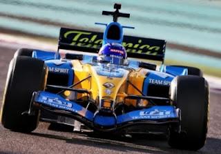 Alonso exhibicion Yas Marina F1 2020