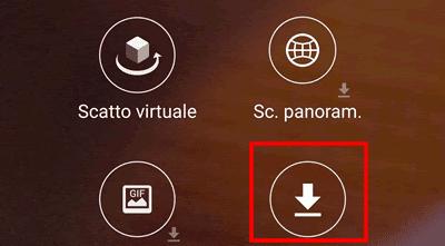 Come scaricare effetti gratuiti per la fotocamera android