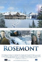 Christmas at Rosemont (2016) - Poster