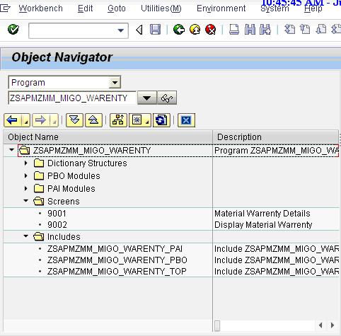 SAP ABAP Central: How to create a custom TAB for MIGO Item