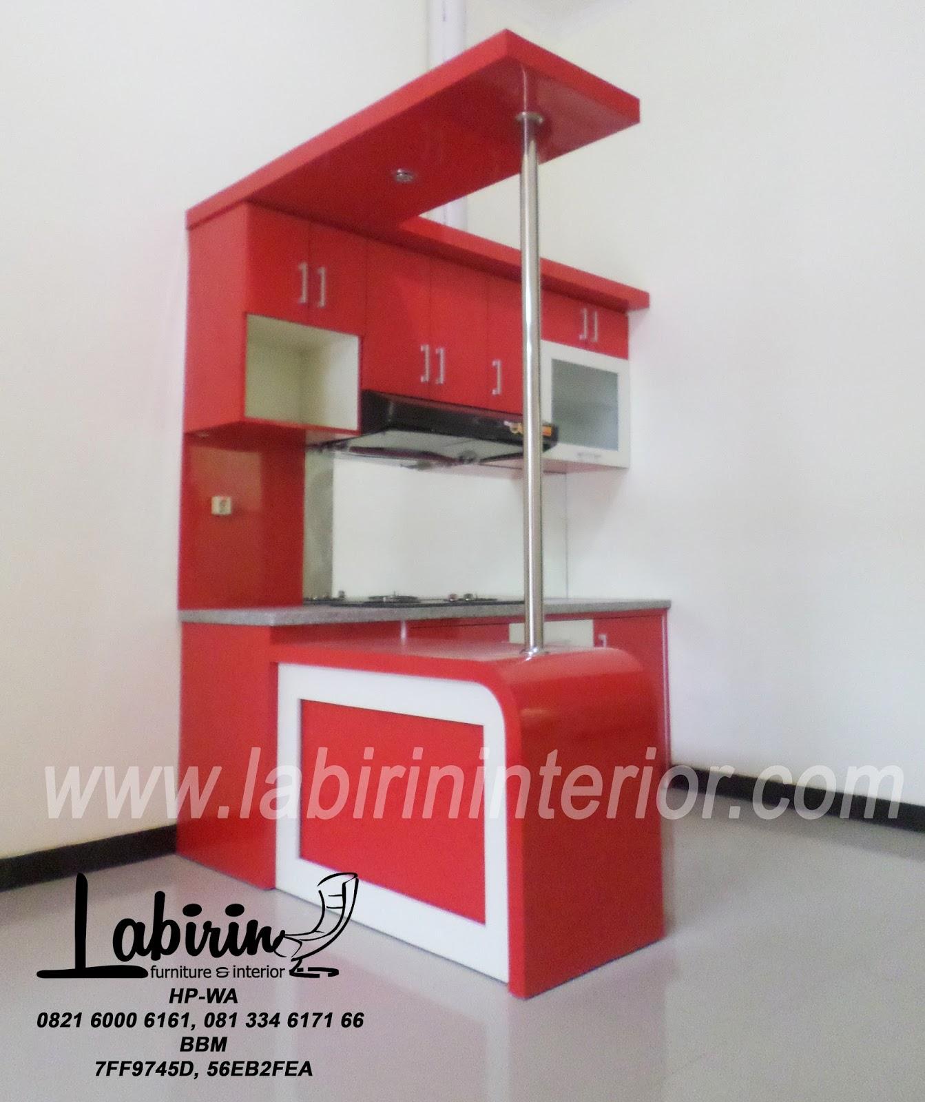 Kitchen Set Pantry Minibar Bpk Dani Pandaan Kitchen Set Malang Minimalis Murah