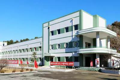 Sakju County Foodstuff Factory