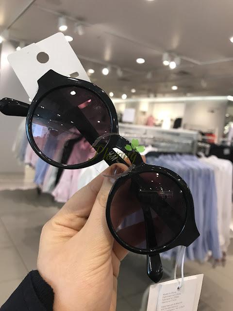Kính H&M auth hàng Nga xách tay