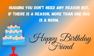 free birthday wishes for friend