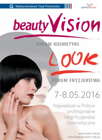 LOOK i beautyVISION targi w Poznaniu!