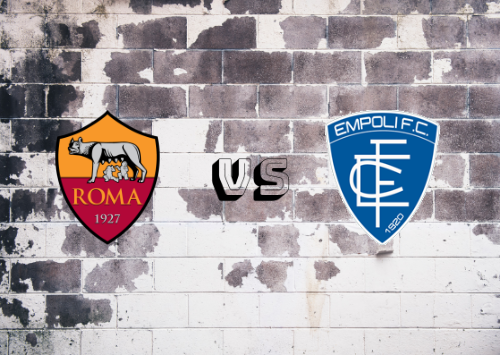 Roma vs Empoli  Resumen