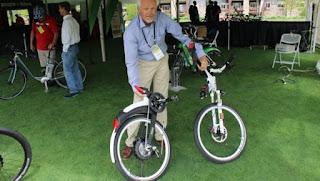 secede e-bike