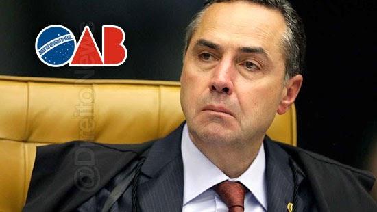 stf dificulta contratacao advogados licitacao oab