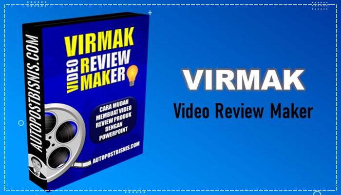 VIRMAK - Video Review Maker