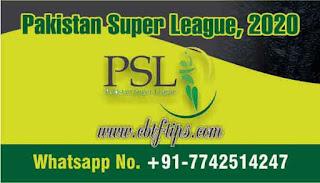 Who will win Today 1st match ISU vs QTG PSL T20 2020