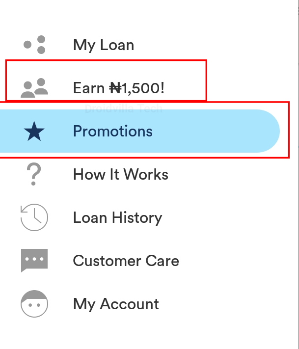 Branch promotion Code