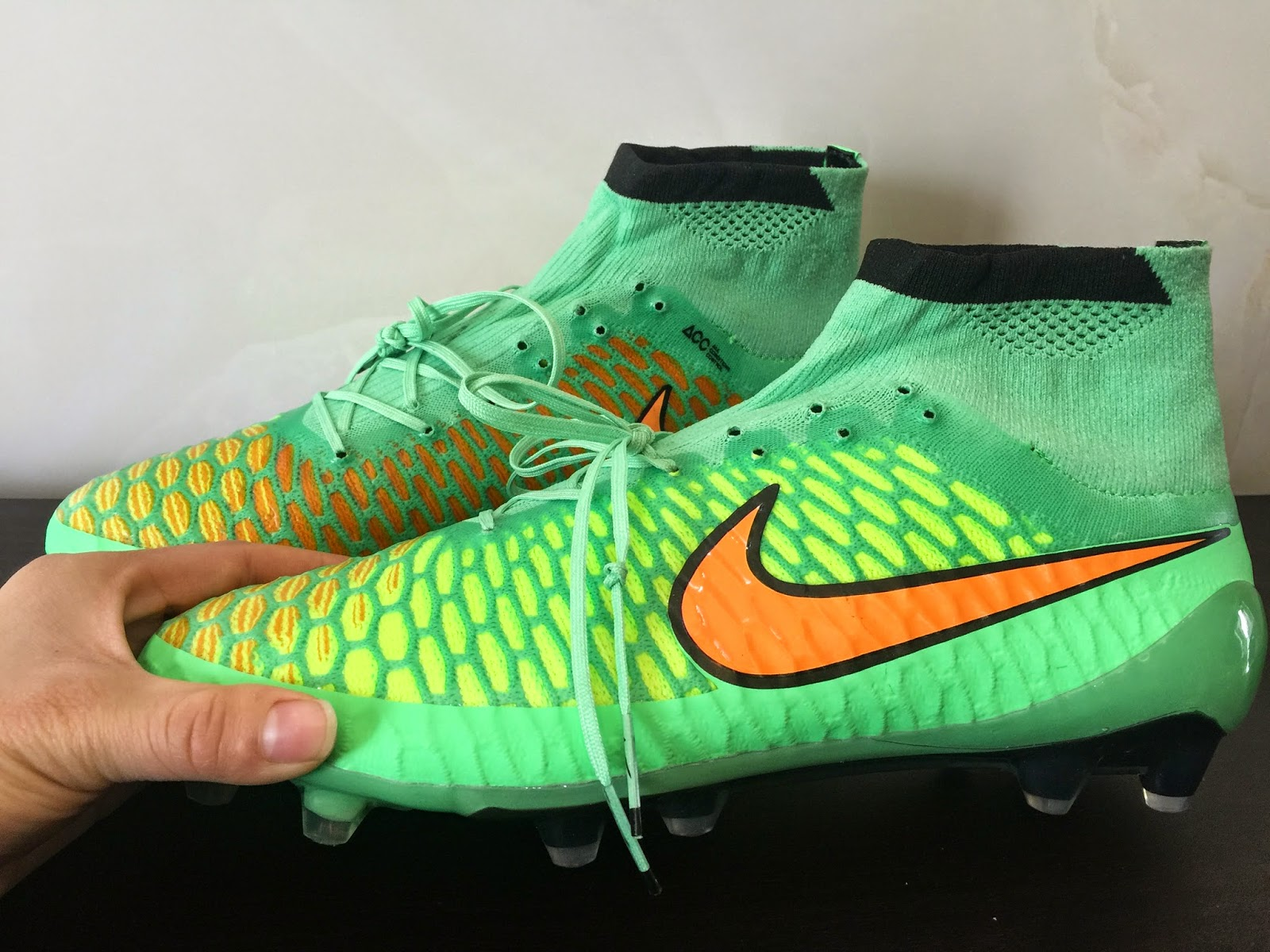 size 40 8d1f0 61170 Green Nike Magista Obra 2015 Boot Released