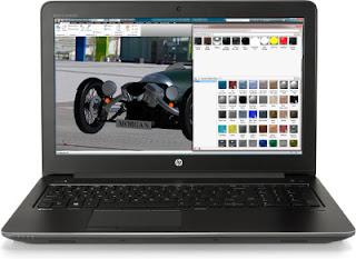 HP ZBook 15 G3 T7V56ET Driver Download