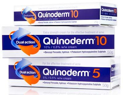 obat jerawat dan harga--Quinoderm Cream