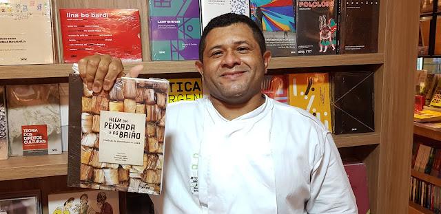 """João Monteiro vence concurso """"A Comida Cearense que Virá"""""""