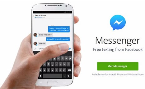 Messenger download for facebook chat for mobile