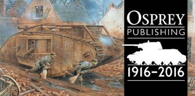 Osprey, 100 Years of the Tank
