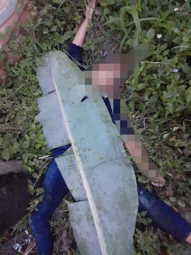 Mayat Wanita Ditemukan Warga Di Pinggir Jalan