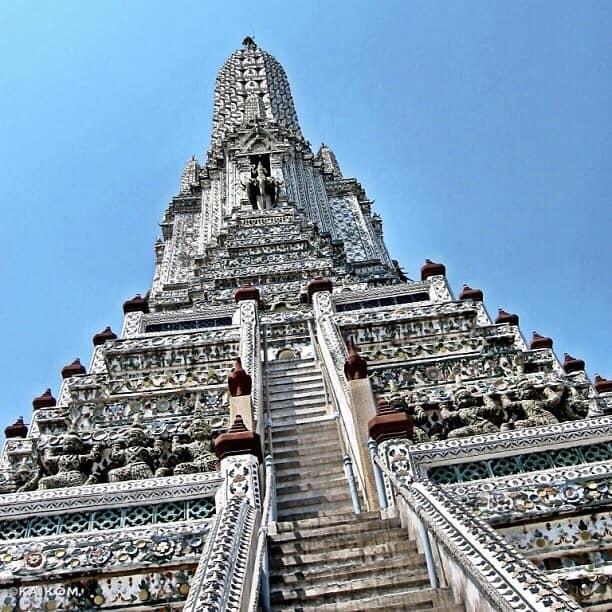වට් අරුන් - තායිලන්තය (Wat Arun - Thailand 🇹🇭) - Your Choice Way