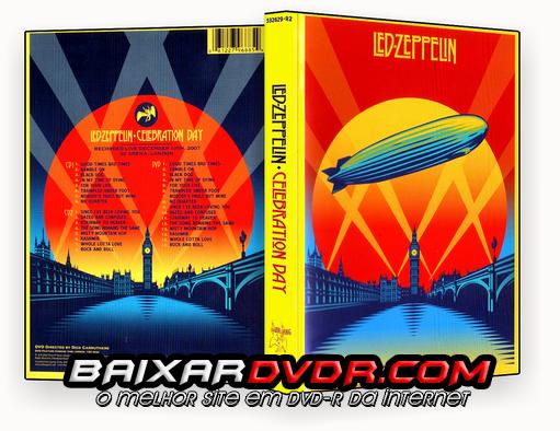 LED ZEPPELIN – CELEBRATION DAY (2012) DVD-R OFICIAL