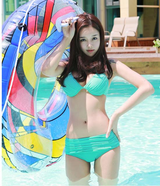 Hot girls Sexy korean ladies with waist 50cm