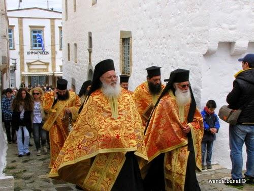 Processione del Venerdì Santo a Patmos