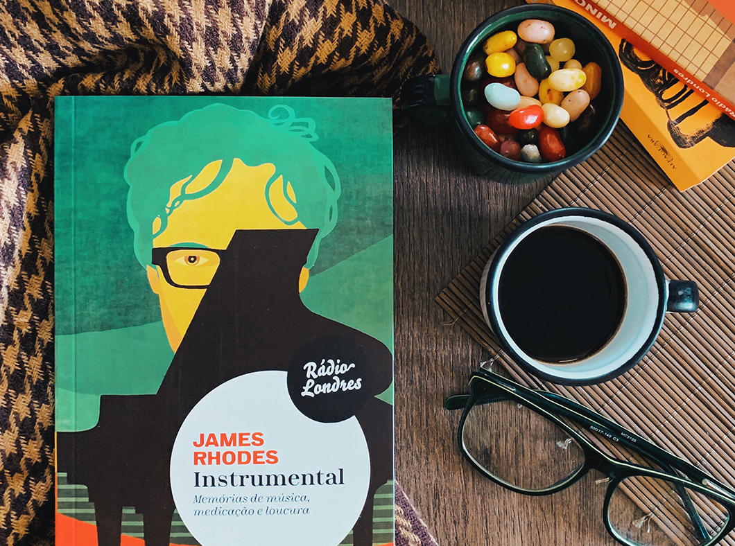 Instrumental: o livro do pianista James Rhodes | Resenha