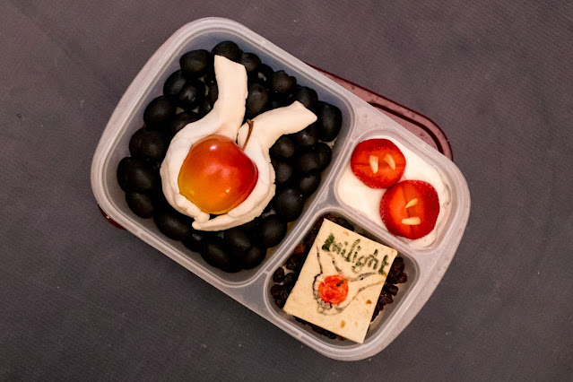 How to Make a Twilight Saga Book Lunch