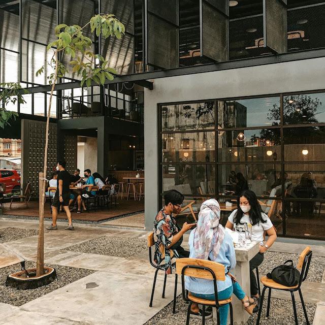 Menu di Yukaffe Cafe Samarinda