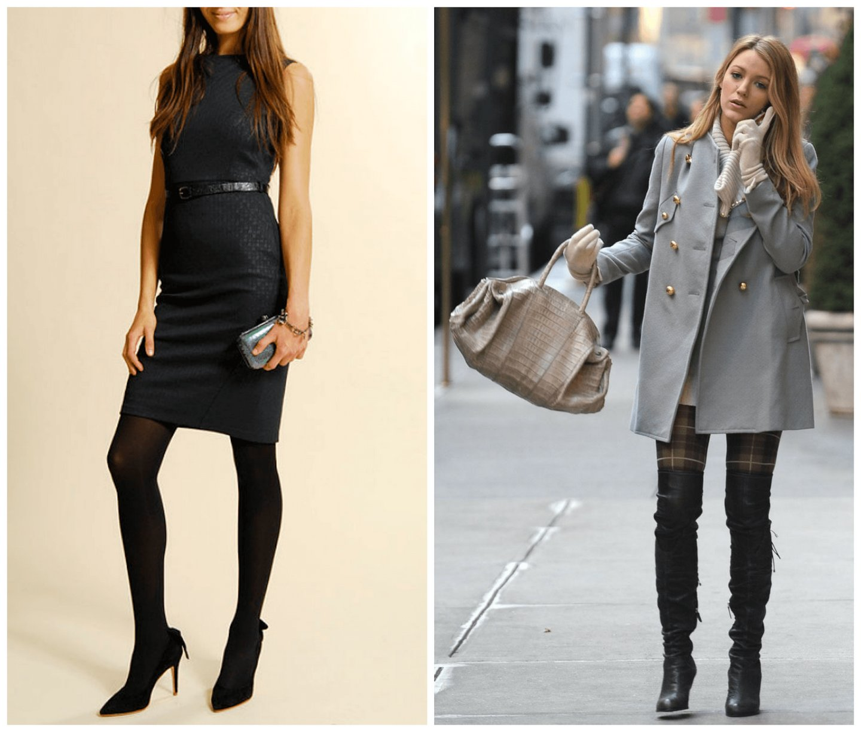 e9b9c656a Tips: Como evitar que la falda se pegue a las medias