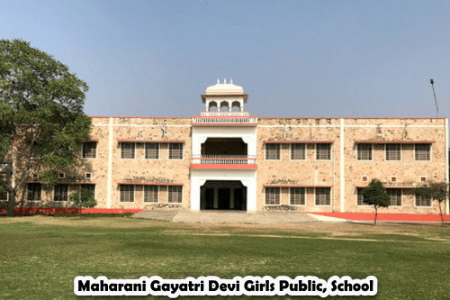 Maharani Gayatri Devi Girls School, Jaipur