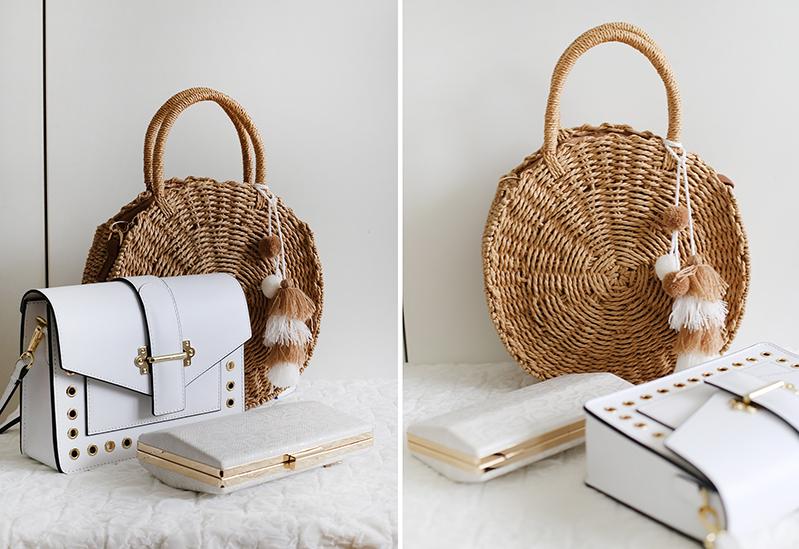 3 torebki idealne na lato - mój wybór.