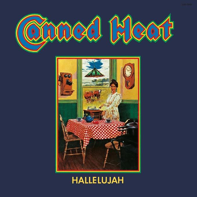 Canned Heat - Hallelujah (1969, Blues Rock, Blues)