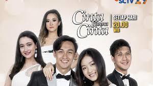 Biodata Lengkap Pemain Sinetron cinta karena cinta SCTV