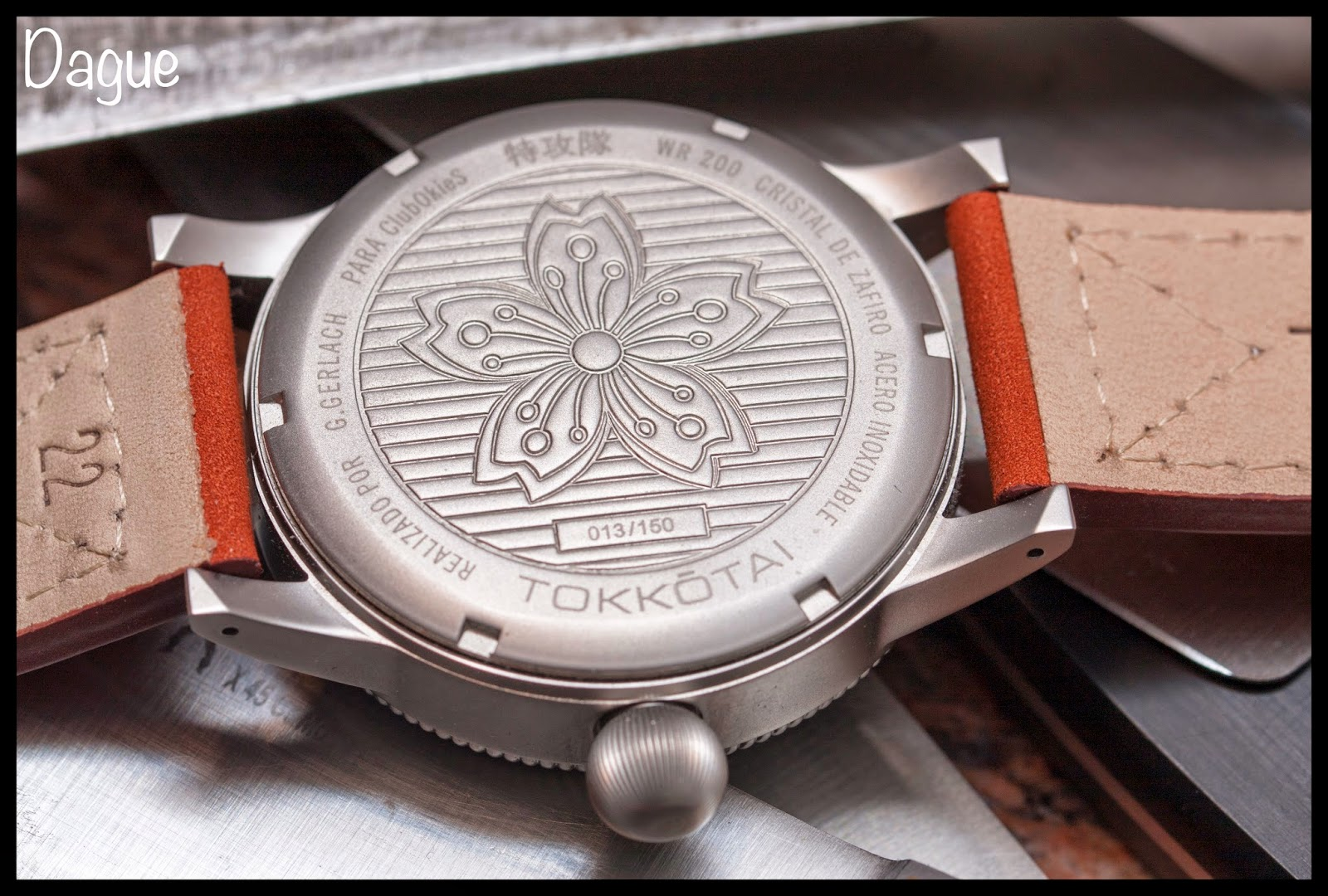 "The ""Tokkotai"" watch5"