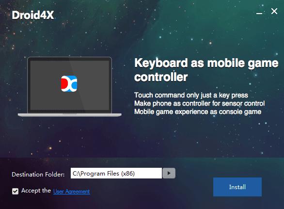 برنامج Droid4x  الرائع لتشغيل تطبيقات أندرويد على حاسوبك
