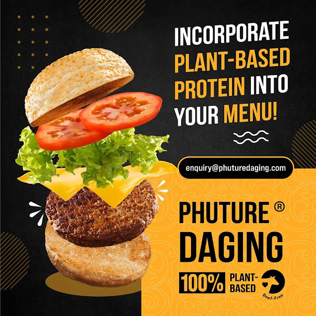 How Plant-Based Meat Diet Can Save The World, Phuture Daging, Plant Based Meat, Vegetarian, Environment Sustainability,  Vegan, Foo