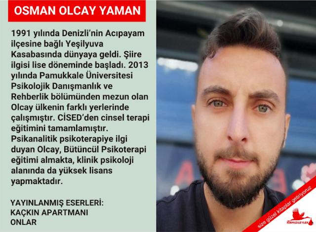 Psikolog Yazar Osman Olcay Yaman