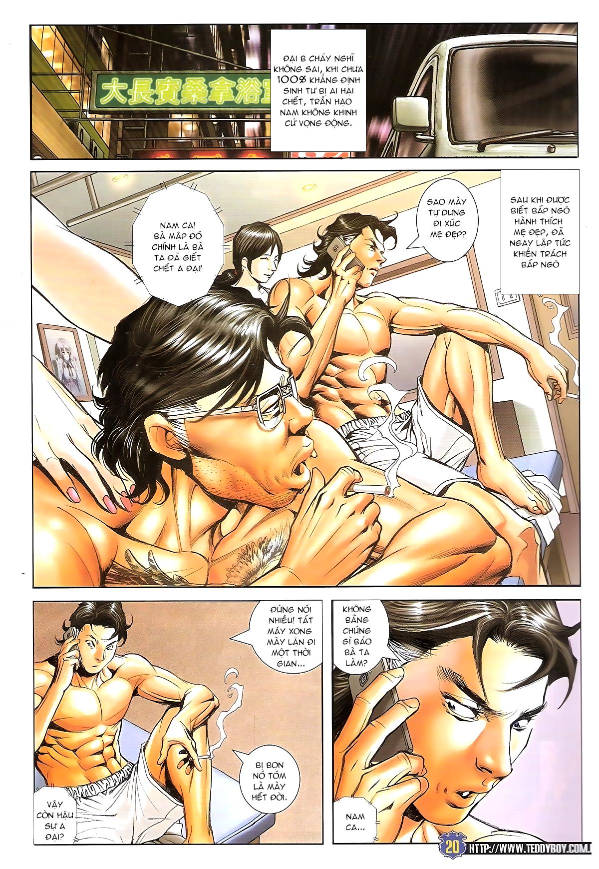 NGƯỜI TRONG GIANG HỒ trang 18