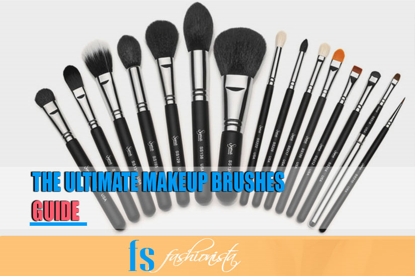 The Ultimate Makeup Brushes Guide