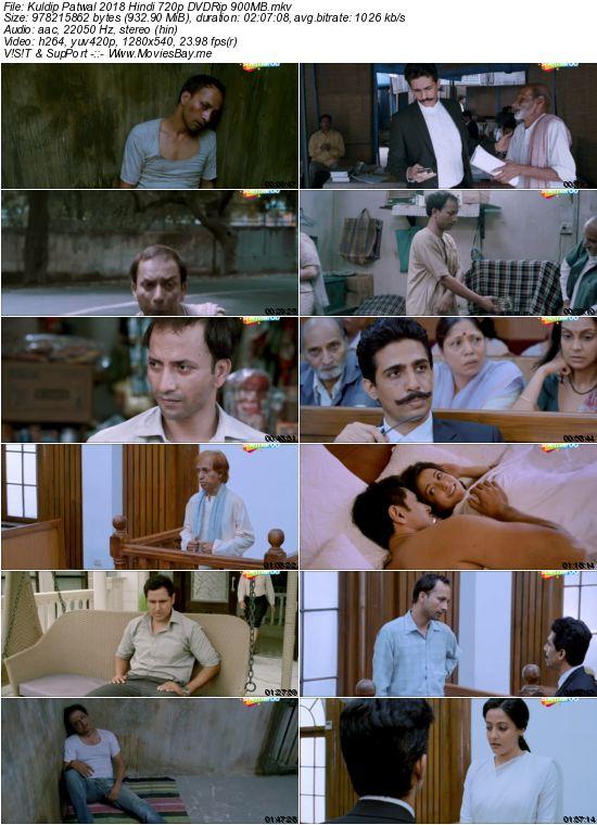 Kuldip Patwal 2018 Hindi 720p DVDRip 900MB