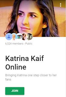 Katrina Kaif Online