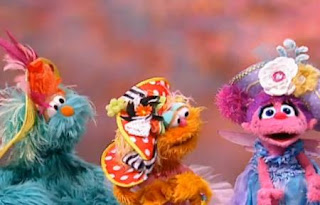 Abby Cadabby, Rosita and Zoe sing Because We're Friends. Sesame Street Best of Friends