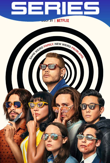 The Umbrella Academy Temporada 2 Completa HD 1080p Latino