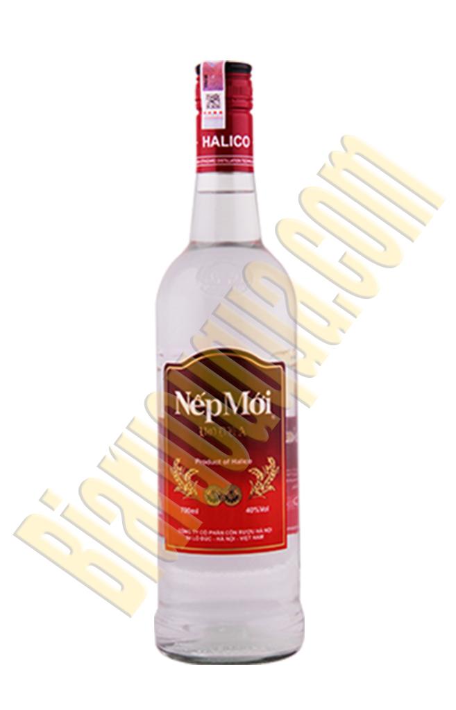 Rượu Nếp Mới halico