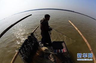 China starts 10-year fishing ban on Yangtze River