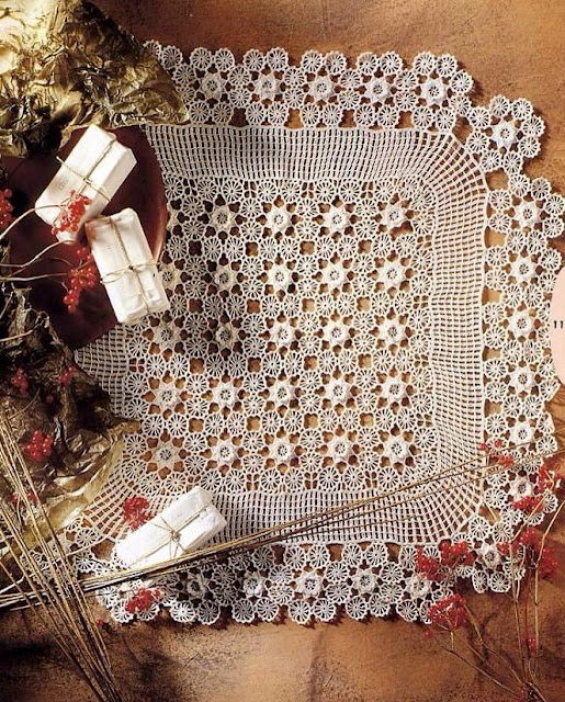 crchet lace patterns