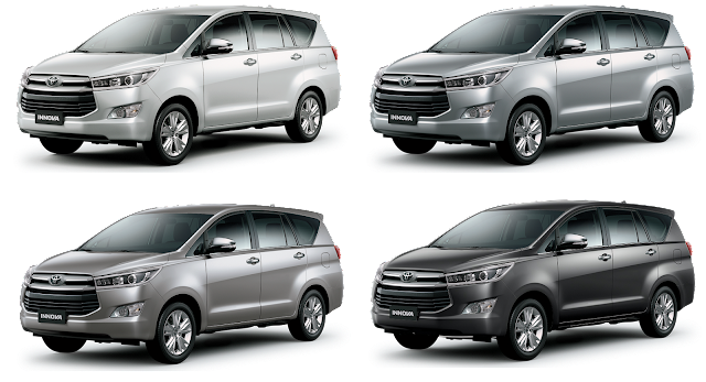 mau xe toyota innova 2016 - Toyota Việt Nam giới thiệu Innova 2016 Thế hệ đột phá : Sang trọng & vững trãi