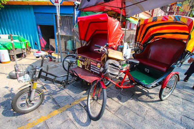 觀光三輪車